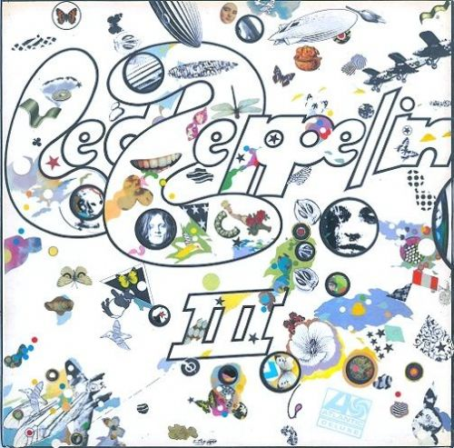 LED ZEPPELIN Led Zeppelin III Vinyl Record LP Atlantic 1970
